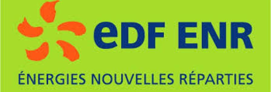 Terragrif référencée chez EDF ENR pour son kit en surimposition
