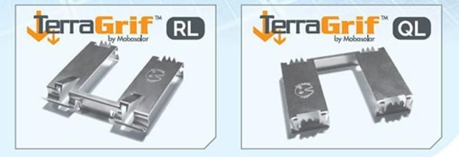 2 innovations inédites Terragrif ™ en 2019 : Terragrif QL et Terragrif RL